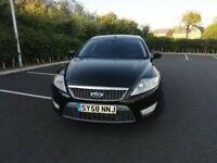 Ford Mondeo 2.0 tdci Titanium X 135k miles long MOT good condition
