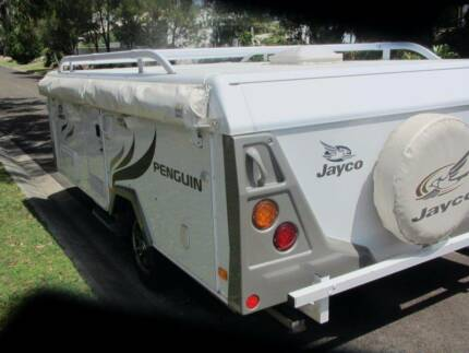 Jayco 2012 Penguin Campervan in very good condition