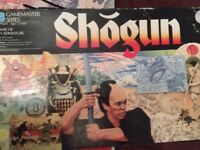 'Shogun' Board Game (Now re-released as 'Ikusa')