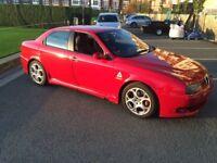 Alfa Romeo 156 GTA perfect condition