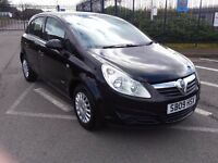 2009 VAUXHALL CORSA 1.0 LIFE IDEAL FIRST CAR HISTORY 94000m LOW INSURANCE PART EXCHANGE WELCOME