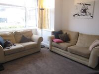 A large double bedroom available in a 3 bedroom shared accommodation with all bills/ Wifi included.