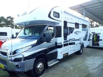 2015 Jayco Optimum IV.28-5 Motorhome Heatherbrae Port Stephens Area Preview