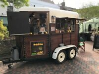 CATERING HORSE BOX TRAILER FOR HIRE