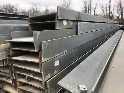 24 Steel Beams Wide Flange H Beams W24 X 68 X 42 Steel Bridge I Beams
