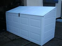 caravan storage box lockup