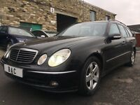 Mercedes-Benz E Class 2.1 E220 CDI Avantgarde 5dr FULL MERCEDES BENZ SERVICE!, Estate