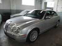 2006 Jaguar S-Type 3.0LCARFAX VERIFIED NO ACCIDENTS