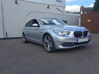 BMW 530D GT FULLY LOADED REVERSING CAMERA,DAB RADIO,PANORAMIC SUNROOF,AUTO BOOT