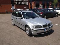 2003 BMW 3 Series Estate 1.6 Manual Petrol Service History 12 Months MOT