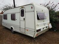 4 berth caravan for sale good condition.