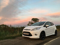 Ford Fiesta 1.6 Limited Edition Metal 2012