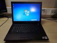 """Dell Latitude E6400 Laptop PC, 14.1"""", Core 2 Duo, 4GB RAM, 500GB HDD"""