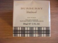 2 Bottles of Burberry Brand New and Sealed