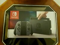 Brand New Sealed Nintendo Switch Available In Neon Red/Blue And Grey