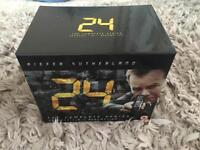 24 THE COMPLETE SERIES PLUS REDEMPTION ON DVD