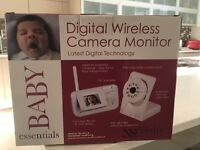 Baby Monitor Colour Wireless