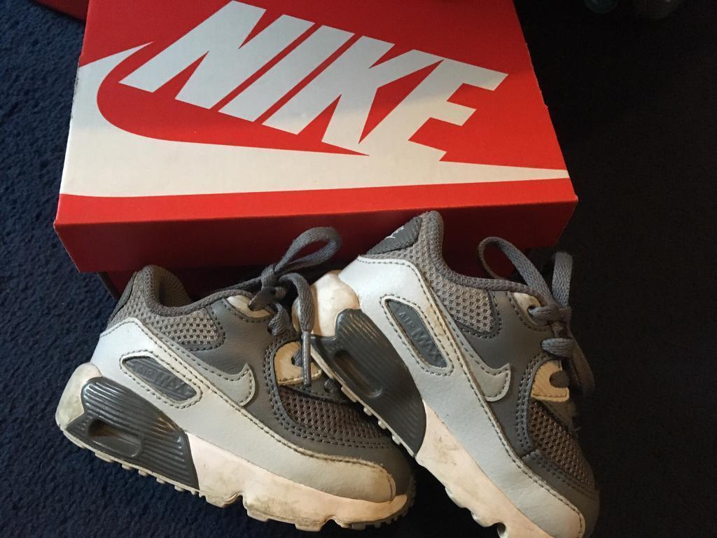 Toddler Nike air max 90's