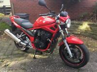 2006 Suzuki Bandit 650, ideal first big bike. Low mileage + 12 Months MOT