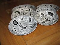 Homemaker Ridgway Potteries, vast quantity in excellent condition