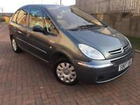 2007 Citroen Picasso Desire 1.6 Immaculate Condition! 1 Year MOT! Timing Belt Replaced!