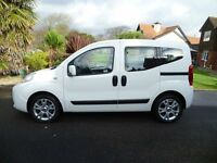 Fiat Qubo rare 95 hp 1.3 diesel stop/start Mylife