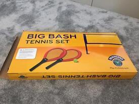 Big Bash Outdoor Tennis Set