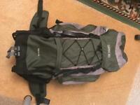 Walking rucksack travel bag