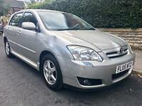 2005 Toyota Corolla Vvti 1.4 ONLY 65k miles. Very Reliable Drives Superb