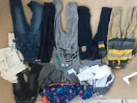 Bundle of boys 2-3 clothes
