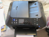 PIXMA515 All-in-one, printer, copier, scanner, fax machine including ink cartridges