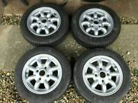 Mini lite wheels