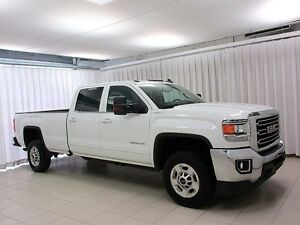 2016 GMC Sierra 2500 SLE 2500HD 4x4 CREW CAB with 8'BOX