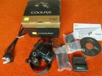 Nikon Coolpix P90 digital camera + 16gb card.