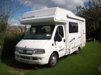 Peugeot Motorhome 2006, Only 30000 miles