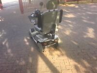 Celebrity dx scooter perfect condition good batteries,indicators,lights etc all working perfectly.