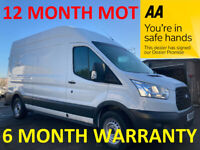 Ford, TRANSIT, Panel Van, 2015, Manual, 2198 (cc)***lease co direct***