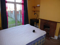 Double room in shared house BS7 0QD