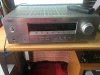 Yamaha RX-V359 5.1 Channel Receiver + seven speakers