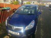 Vauxhall corsa for sale cheap