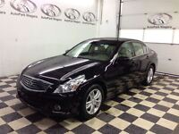 2011 Infiniti G37X Luxury - AWD/LEATHER/MOONROOF/HEATED-SEATS