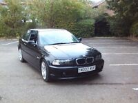 BMW 3 SERIES PETROL 2002