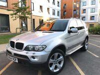 BMW X5 3.0 D AUTO M SPORT FSH HPI CLEAR EXCELENT RUNNER SIMILAR AUDI BMW MERC VW PX WELCOME