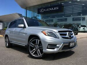 2015 Mercedes-Benz GLK-Class AWD Backup cam Leather Sunroof