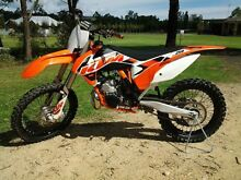 2015 ktm 250sx Inverell Inverell Area Preview
