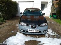 Seat Ibiza working spare and repair
