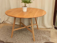 Ercol Dining Table seats 4