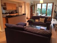 Fantastic 2 bed 2 bath garden flat between Swiss Cottage and Belsize Park. Hampstead also close by