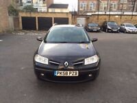 RENAULT MEGANE 1.5 DCI 106, MANUAL, LONG MOT, CHEAP