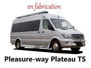 2019 Pleasure-Way Plateau TS ! 2019 NEUF mercedes sprinter Class